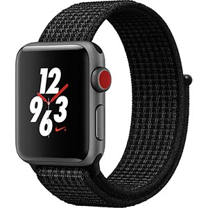 APPLE WATCH NIKE+ SERIES 3 38MM GPS