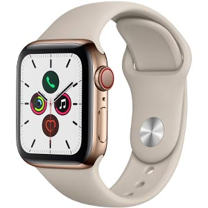 APPLE WATCH SERIES 5 40MM GPS PLUS CELLULAR